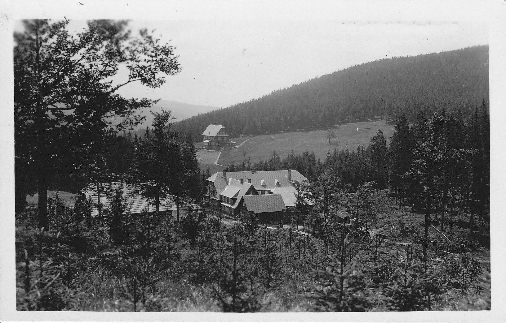 Hotel Hotel Šerlišský mlýn - Historiemlýn - Historie - Padesátá léta